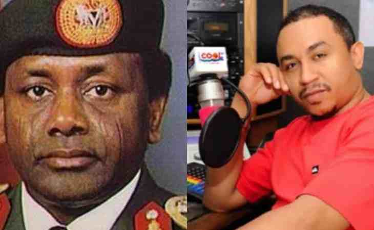 """""""Abacha's $311m refunded loot, is an investment, not looting"""" – Daddy Freeze says"""