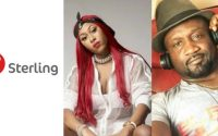 Sterling Bank weighs in on Cynthia Morgan vs Jude Okoye saga, declares intention to endorse her