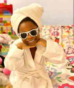 """""""Imade Day"""" – Davido Celebrates His First Daughter, Imade On Her 5th Birthday (Photos) 1"""