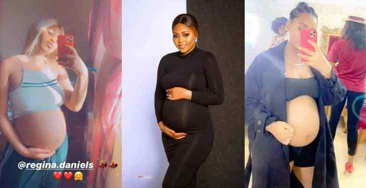 This feeling of becoming a mum is the most amazing journey of my life – Regina Daniels