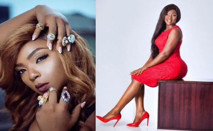 Unbelievable Chioma Now Has A Tattoo (SEE PHOTO)