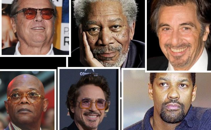 Morgan Freeman - World Greatest Actor of all time