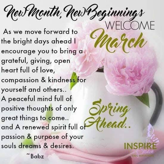 New Month SMS and Quotes
