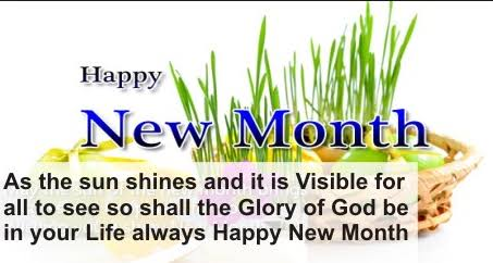 New Month for Son