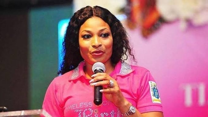 Ex-beauty Queen Ibidun ighodalo biography, children, husband, age