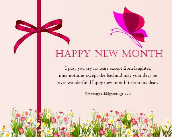 New Month Prayers