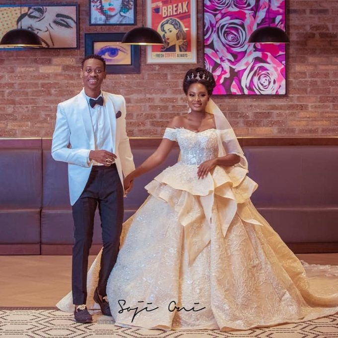 Adebimpe Oyebade and Lateef Adedimeji Wedding Photos