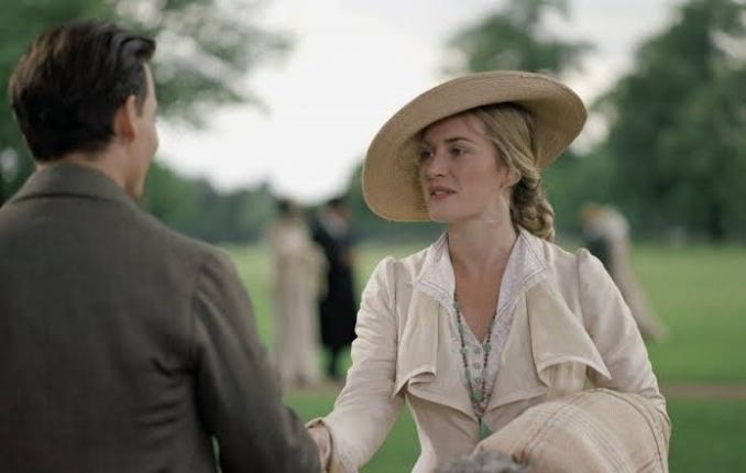 Kate Winslet in Finding Neverland