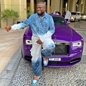 Hush Hushpuppi most expensive car ever