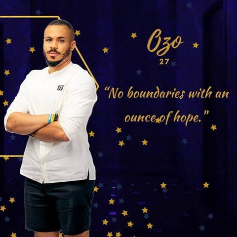 Ozo BBnaija Biography