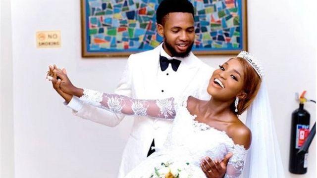 Bukunmi Oluwashina Wedding day