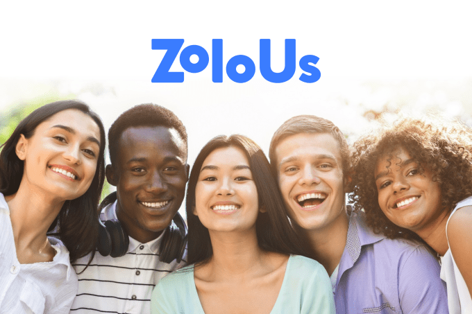 How to create Zolous Account