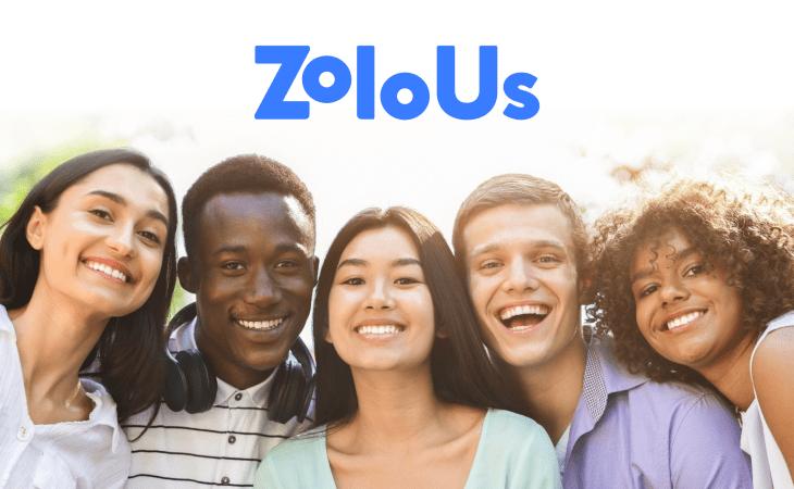How to create Zolous Account