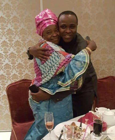 Femi Adebayo mother