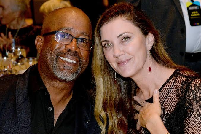 Wife of Darius Rucker
