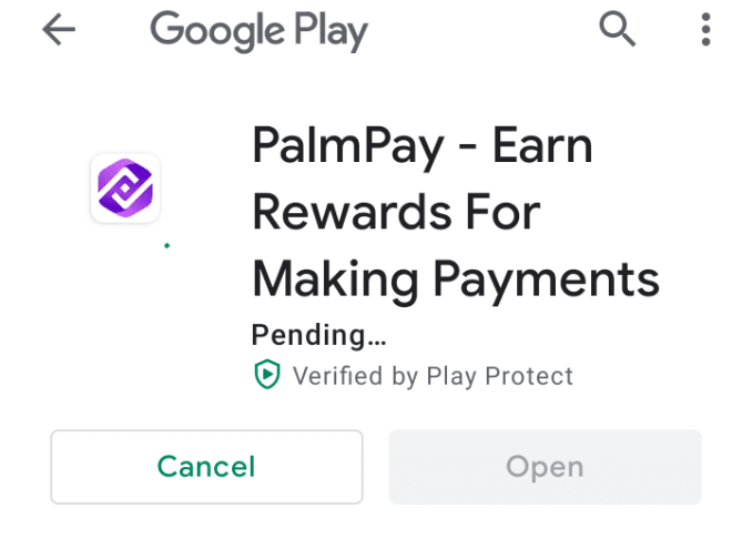 Palmpay Sign Up, Sign In, Login | Palmpay Account
