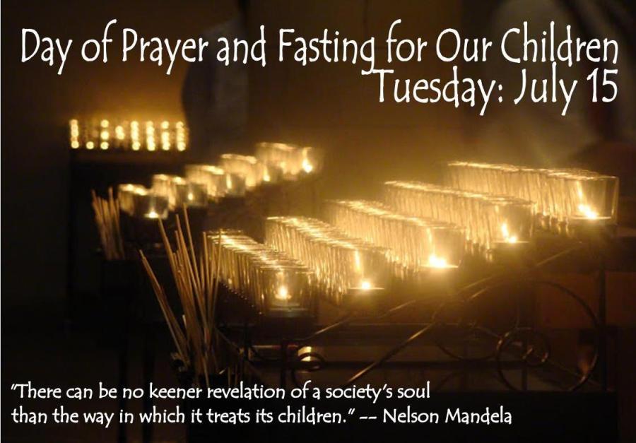 Prayer Day for Children