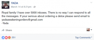 Yada-email