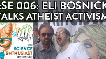 Eli Bosnick Atheist licking Ray Comfort