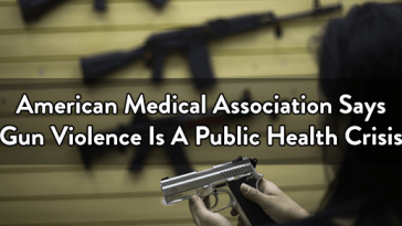 gun violence is a public health crisis