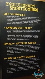 Ark Encounter 'Limitations'