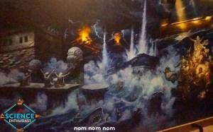 Ark Encounter Shark Mural