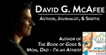 David G McAfee Science Enthusiast Podcast Logo