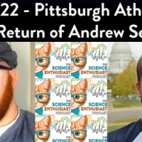 Jeff Prebeg Andrew Seidel Science Enthusiast Podcast