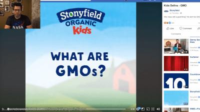 What are GMOs Stonyfield Organic Yogurt