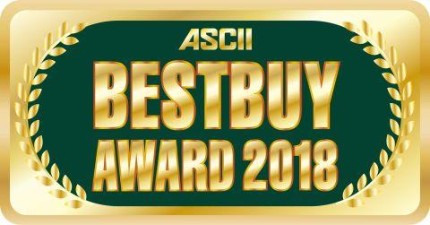 ASCII BESTBUY AWARD 2018