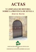 VI Actas Jornadas de Historia sobre la Provincia de Sevilla