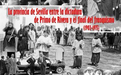 ASCIL CONVOCA LAS XV JORNADAS DE HISTORIA Y PATRIMONIO SOBRE LA PROVINCIA DE SEVILLA A CELEBRAR EL 20 DE OCTUBRE EN LA LOCALIDAD DE EL RUBIO