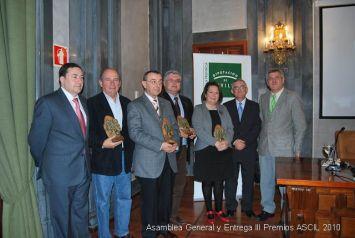 III Premios ASCIL