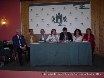 II Jornadas de Historia sobre la Provincia de Sevilla