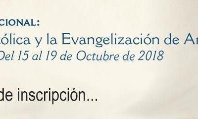 SIMPOSIO INTERNACIONAL: ISABEL LA CATÓLICA Y LA EVANGELIZACIÓN DE AMÉRICA