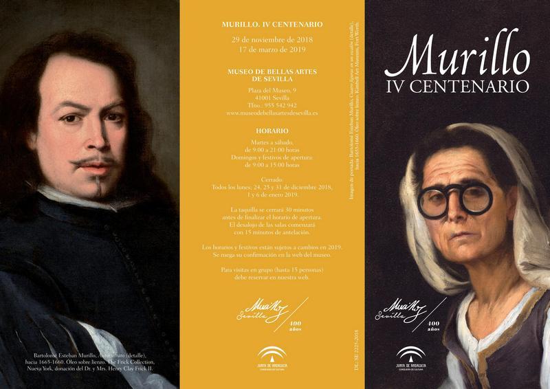 murillo-iv-centenario-exposicion-folleto