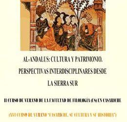 EL XVI CURSO DE VERANO «CASARICHE, SU CULTURA Y SU HISTORIA» SE CELEBRA DEL 5 AL 7 DE SEPTIEMBRE