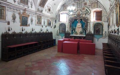 ÚLTIMA PARA PODER VISITAR LA EXPOSICIÓN DE SANTA MARÍA LA CHICA ORNAGIZADA POR LA ASOCIACIÓN CULTURAL POR EL PATRIMONIO DE MARCHENA