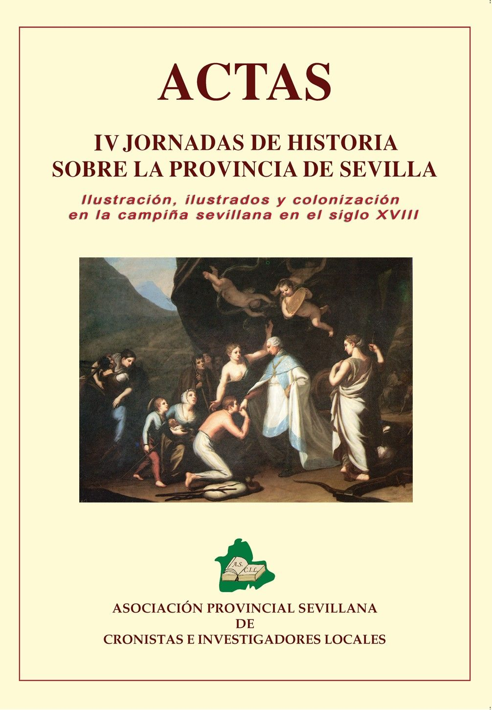 IV Jornadas de Historia y Patrimonio (ASCIL 2007)