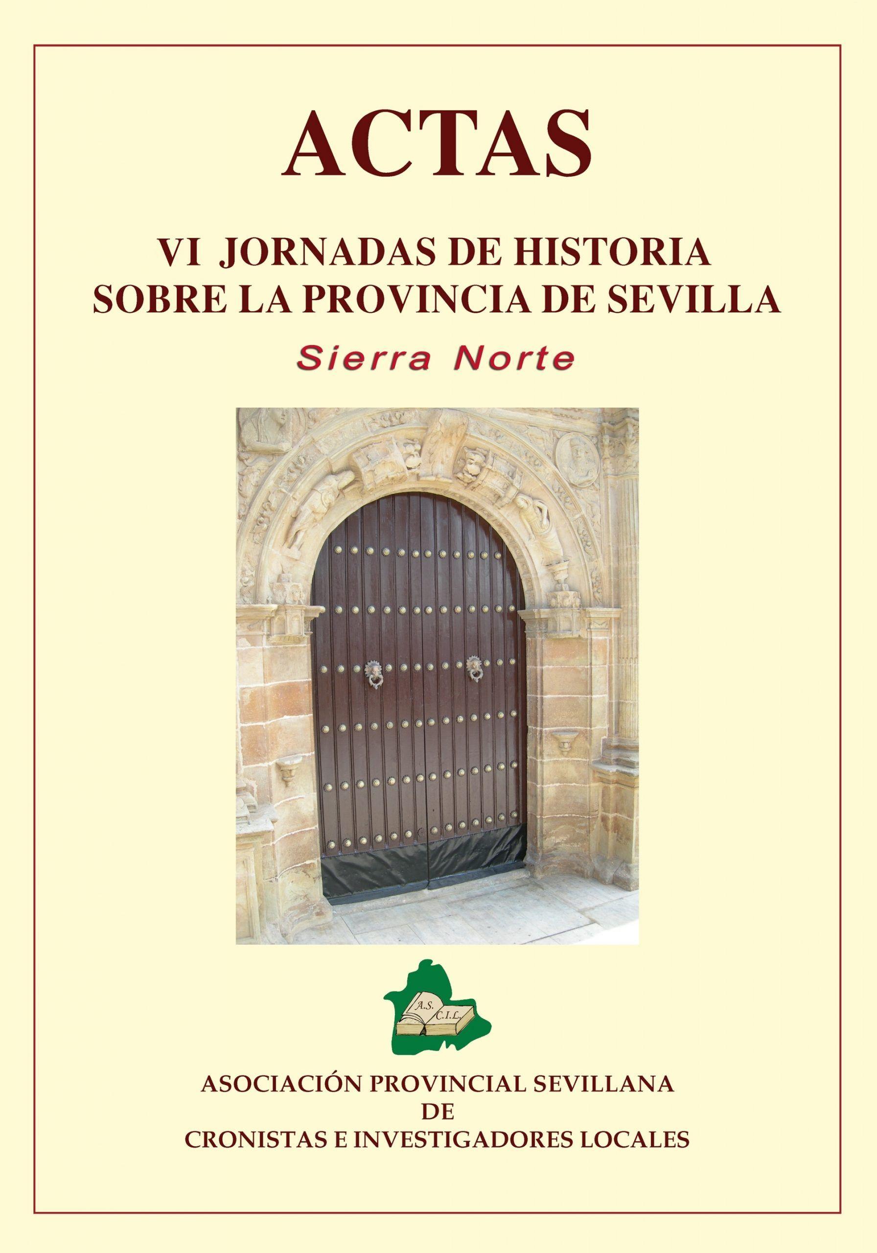 VI Jornadas de Historia y Patrimonio (ASCIL 2009)