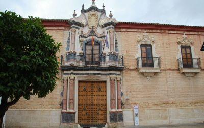 EL PALACIO DE BENAMEJÍ  (O DE LOS CONDES DE VALVERDE) SEDE DE LA COMANDANCIA MILITAR EN ÉCIJA