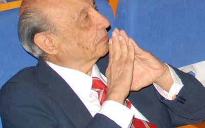 FALLECE ANTONIO NIETO VEGA, CRONISTA OFICIAL DE ARAHAL Y MIEMBRO FUNDADOR DE ASCIL