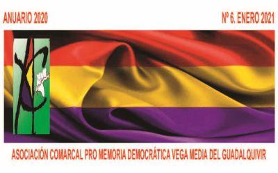 ANUARIO 2020 ASOCIACIÓN COMARCAL PRO MEMORIA DEMOCRÁTICA VEGA MEDIA DEL GUADALQUIVIR