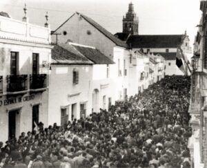SE DESCUBREN PRUEBAS DOCUMENTALES DE LA CELEBRACIÓN DEL CARNAVAL DE FUENTES DE ANDALUCÍA EN EL SIGLO XIX