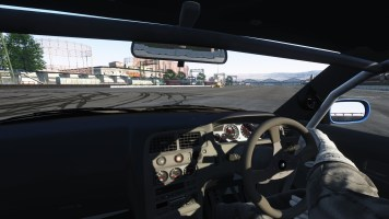 I had to spend some time to make steering wheel from Forza to be this neat.