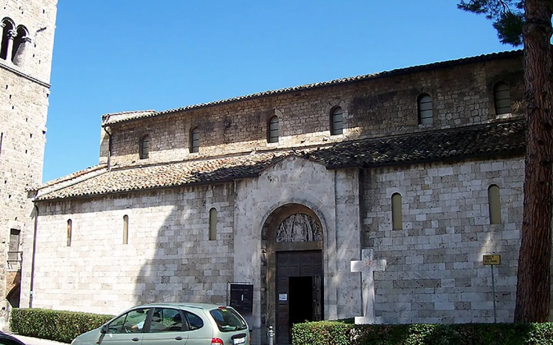 Chiesa di Santa Maria Inter Vineas