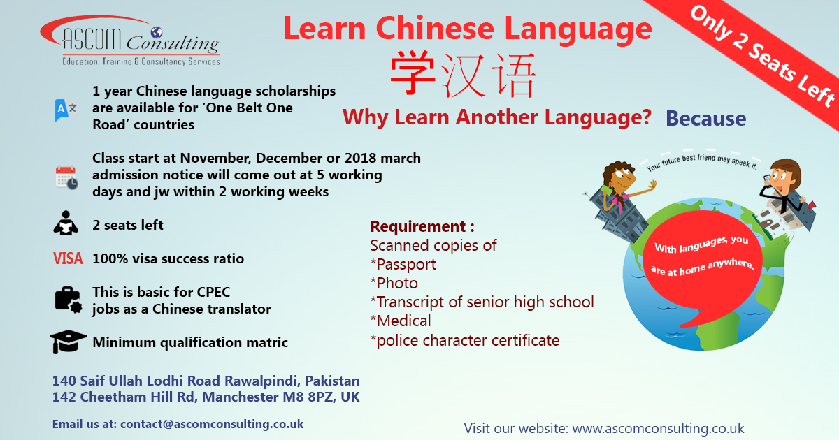 Four Incredible Benefits Of Learning Chinese Language
