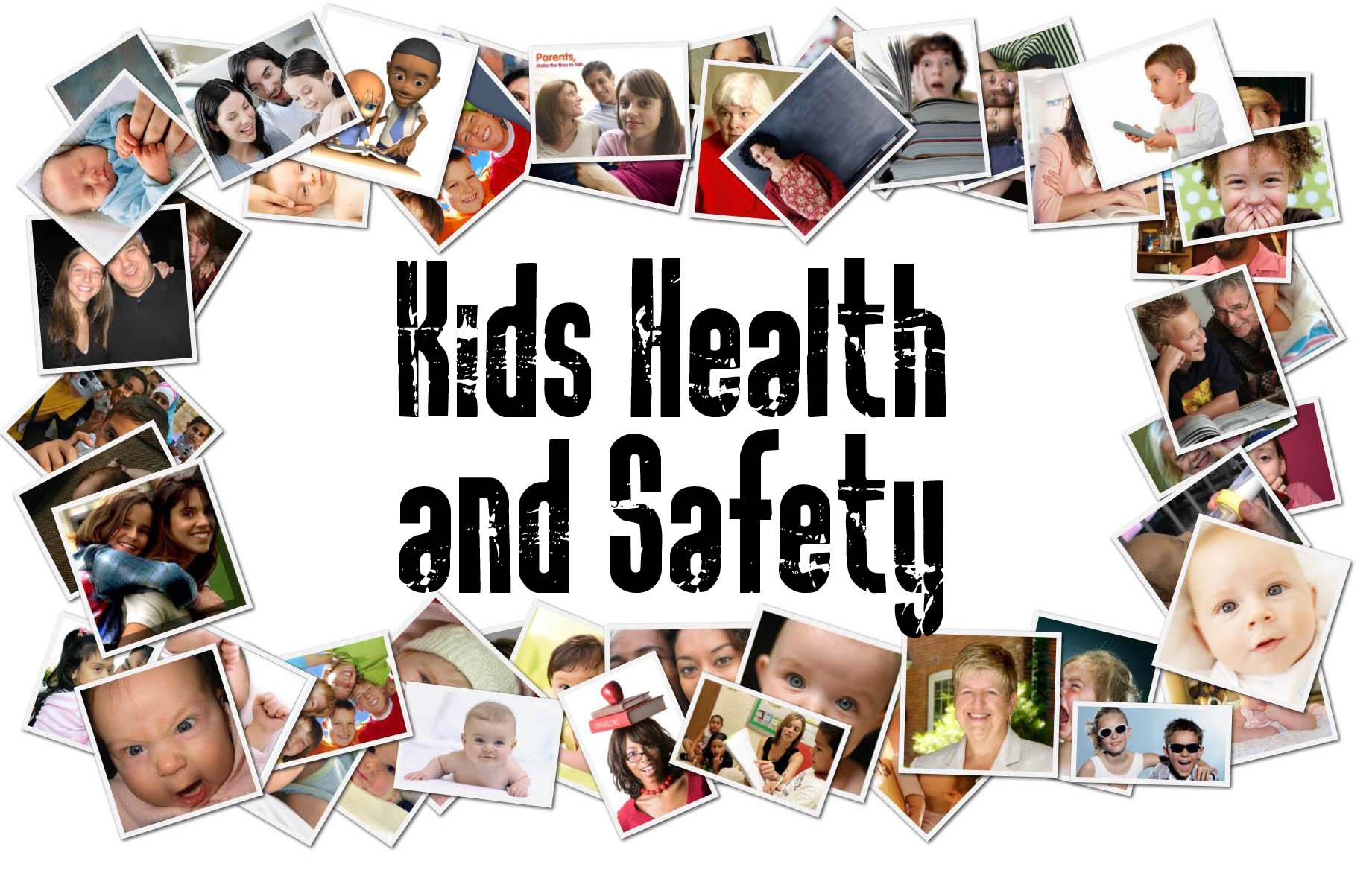 Kids Health Safety Header Copy