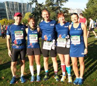 Départ Marathon