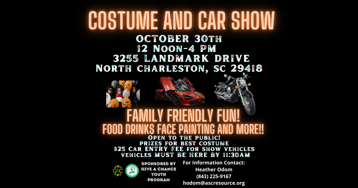 Costume and Car Show